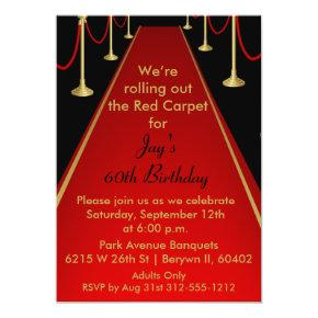 Hollywood Sweet 16 Invitations Sweet Sixteen Invitations