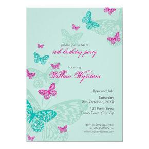 SPECIAL EVENT INVITES :: butterflies 5P